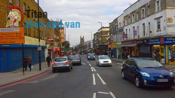 Risk free man with van services in Archway