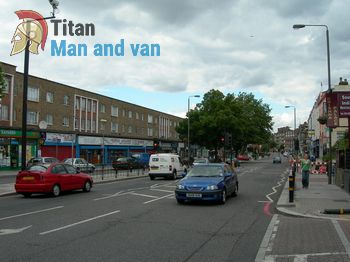 Trustworthy man and van movers in Balham, SW12