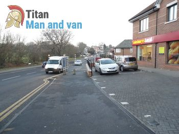 Local relocation services - DA7