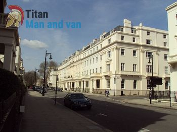 Guaranteed moving company in Belgravia, SW1