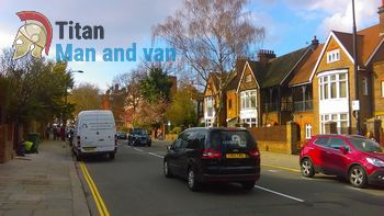 Cheap moving experts in Belsize Park