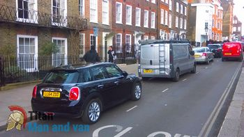 Helpful Man With Van in NW3